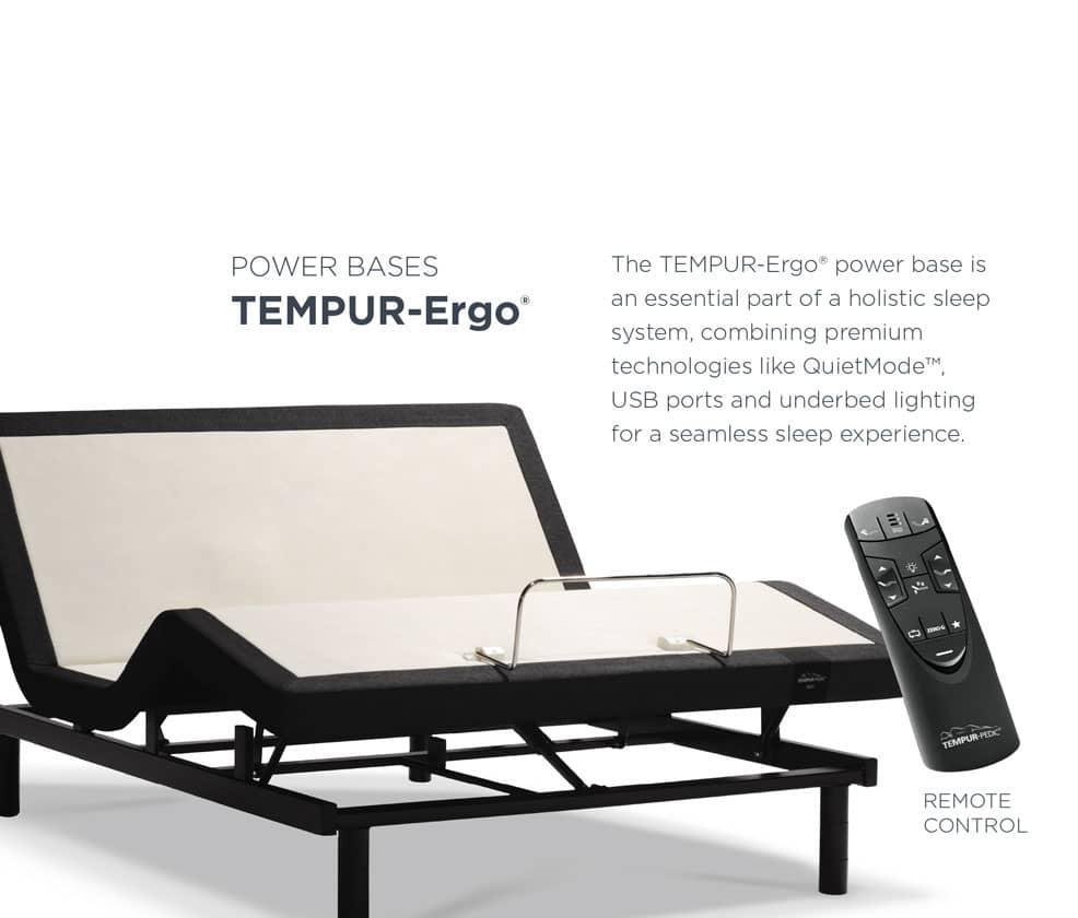 TEMPUR-Ergo® Specs